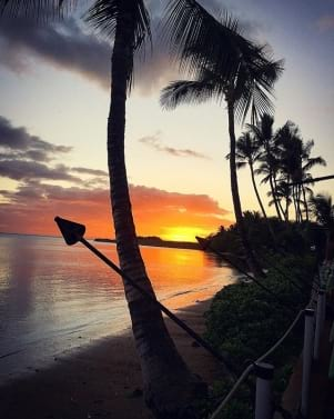 Molokai is home away from home.
